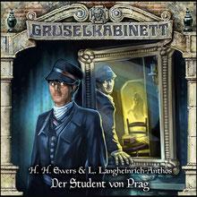 CD Cover Gruselkabinett Folge 175