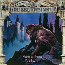 CD Cover Gruselkabinett Folge 166