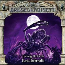 CD Cover Gruselkabinett Folge 177
