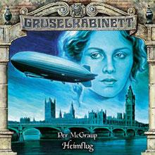CD Cover Gruselkabinett Folge 161 Heimflug