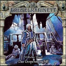 CD Cover Gruselkabinett Folge 171