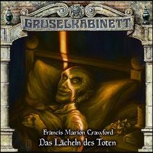 CD Cover Gruselkabinett Folge 176