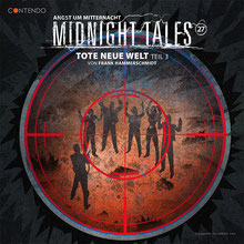 CD Cover Midnight Tales - Folge 27