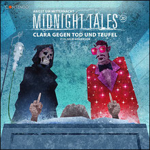 CD Cover Midnight Tales - Folge 21