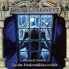 CD Cover Gruselkabinett Folge 165