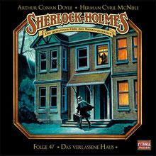 CD Cover Sherlock Holmes Folge 47