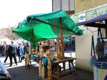 Marktstand in Wädenswil