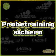 Grafik - Mehr Übersicht Kampfsportschule & Fitness Studio 2020 - Probetraining