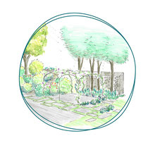 Conception d'un jardin fonctionnel