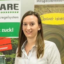 TERRACARE Reifendruckregelanlagen für Traktor und Anhänger Mitarbeiterin Viktoria Schausberger