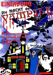 Nacht der Vampire der Kemper Gröne