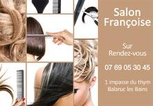 Salon Françoise  Balaruc les bains