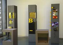 Ausstellungsvitrinen
