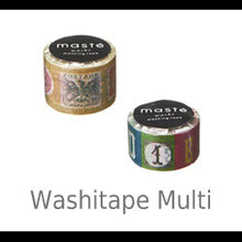 Washitape Multi