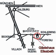 Ski amadé, Gästehaus, Pension, Frühstückspension, Radstadt, Salzburg