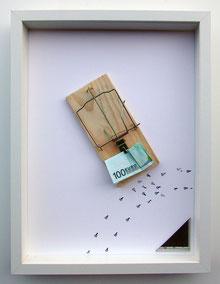 Art conceptuel Dan GERBO