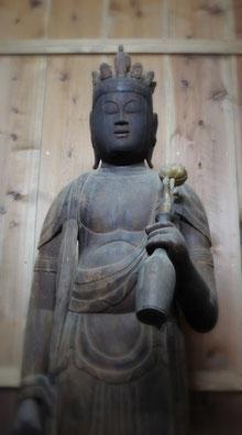 大法寺 重要文化財 十一面観音菩薩