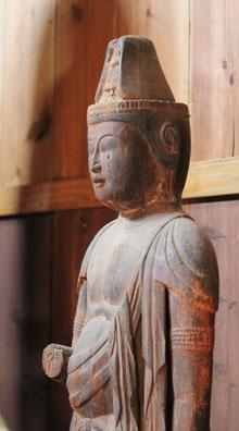 大法寺 重要文化財 普賢菩薩