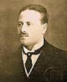 """Luis (""""Lusito"""") López Rodríguez Murray (Quelle: Galeria de Metges Catalans)"""