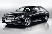 V.I.P MB E-Class up to 3 passangers and 2 suitcases