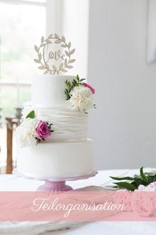 Teilorganisation Hochzeitsplanung