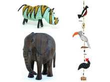 Tierfiguren & Mobile