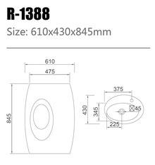 Waschtisch R-1388
