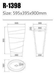 Waschtisch R-1398