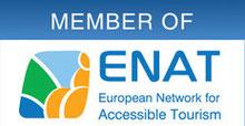 Enat european network for accessible tourism logo