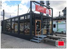 031547ca15cfec Pavillon für die Meisterbäckerei Schneckenburger - KEIL KONZEPTE ...
