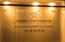 cabinet d'ostéopathie guérande
