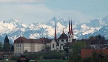 Habsburger Kloster Muri