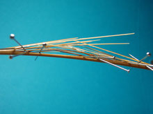 Reparatur Gespließte Fliegenrute
