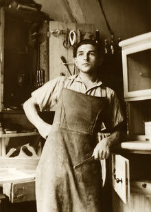 Willi Wamberg, 1936, mein Opa
