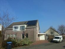 11 zonnepanelen JA solar