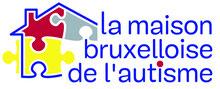 Logo de la Maison bruxelloise de l'Autisme