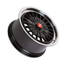 RAFFA WHEELS RS-02 BLACK POLISHED