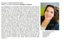 Kommunikationstheater, Nadine Knauer, zertifizierte Theaterpädagogin BuT - tiergestützte Theaterpädagogik, Medienpädagogik, Tanzpädagogik, Kummunikation