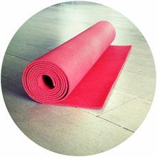 Yoga in Baden, Zürich, im Büro, zuhause. Yogatherapie.