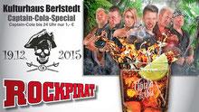 19.12.2015 Band Rockpirat