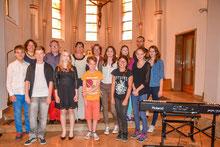 27.06.2014 Musikschulen öffnen Kirchen
