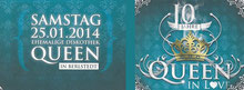 25.01.2014 10 Jahre Queen in Love