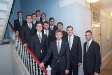 30.11.2014 Konzert des Männerchorensemple