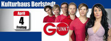 04.04.2014 Band G-Punkt
