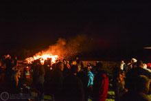 10.10.2014 Kirmesfeuer