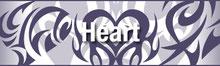 トライバル ハート・TRIBAL HEART