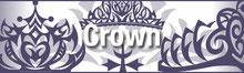 トライバル 王冠・クラウン・ティアラ・TRIBAL CROWN・TRIBAL TIARA