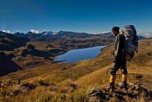 Trekking Wandern Kolumbien aktiv individuell