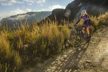 MTB Mountainbiking Kolumbien Touren individuell