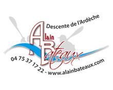 Alain Bateaux - Canoë à Vallon-Pont-d'Arc